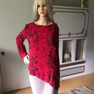 Chico's Silk Blouse 0